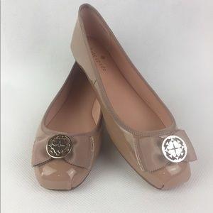 Kate Spade Fontana Too Size 7.5 Ballet Flats